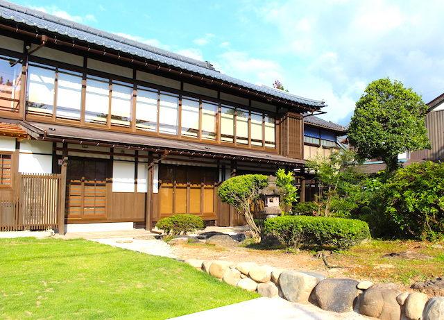 福井勝山グルメ歴史花月楼の画像