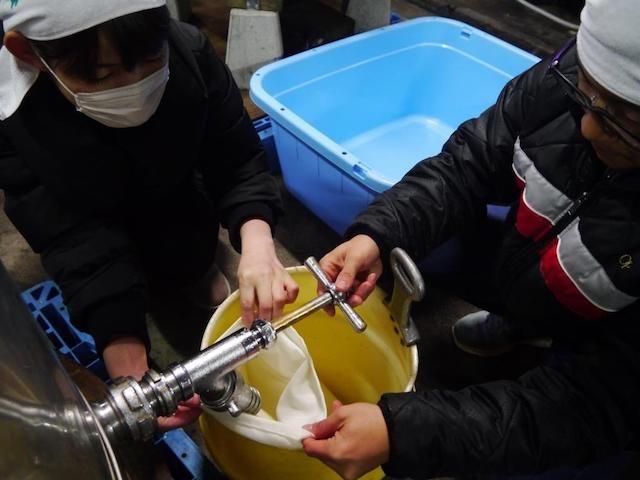 福井若狭若杯者日本酒の画像