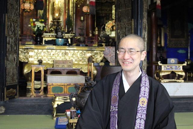 福井県越前町善性寺の画像