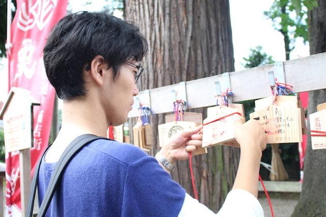 福井大野勝山結神社春日神社縁結びパワースポットの画像