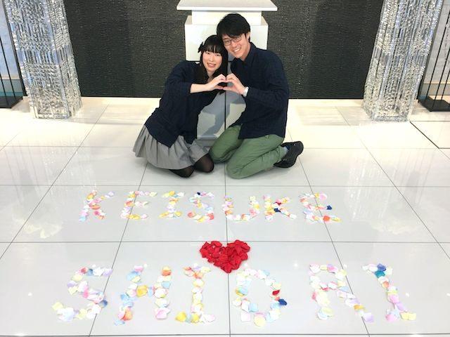 福井クイーンズコートグランシャリオ結婚式ブライダルフェアの画像