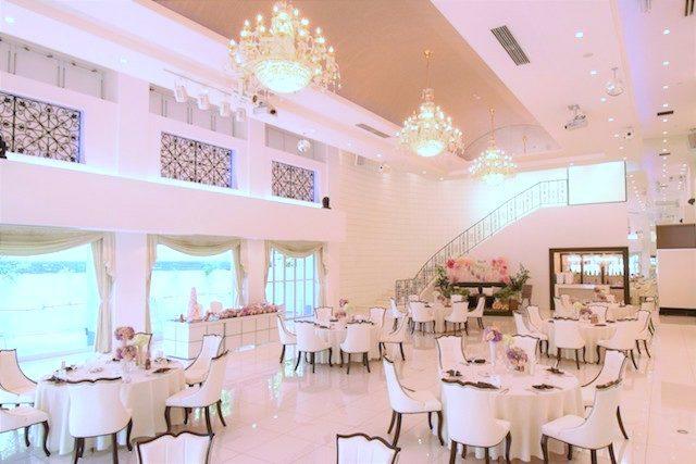 福井結婚式クイーンズコートグランシャリオブライダルフェアの画像