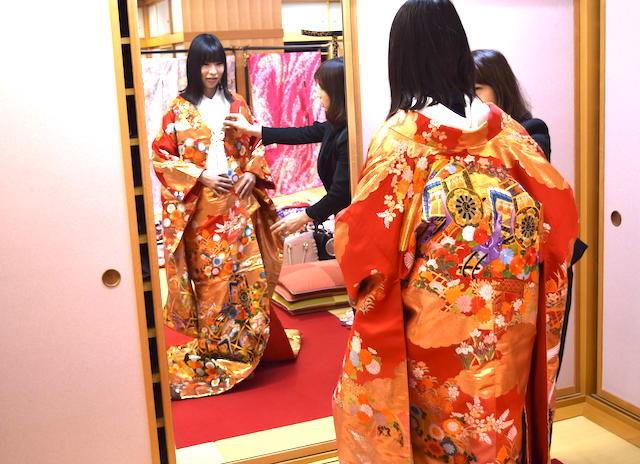 福井マリーマリエ貸衣装ブライダルフォト写真