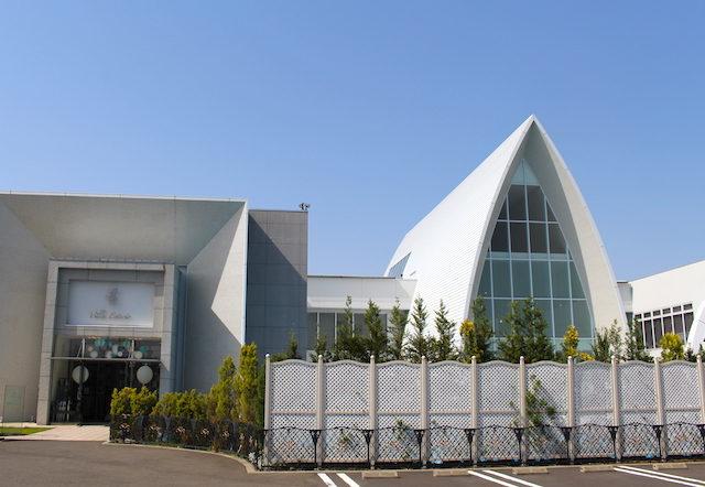 福井クイーンズコートグランシャリオブライダルフェアの画像