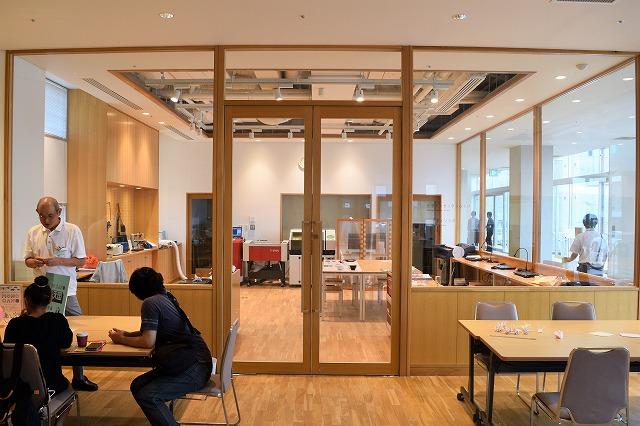 サンドーム福井ものづくりキャンパスデザインラボ