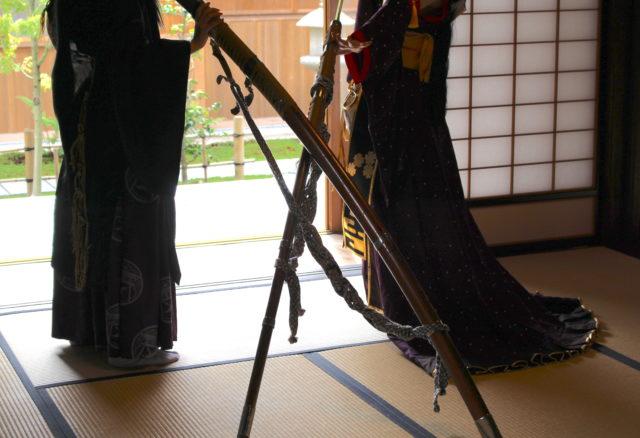 福井刀剣乱舞越前陶芸村古窯博物館旧水野久右衛門住宅
