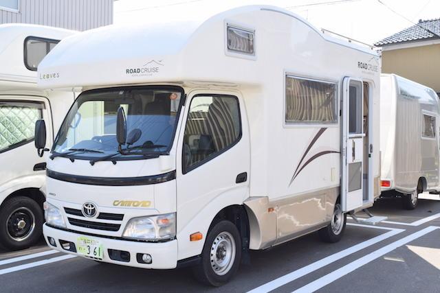 ロードクルーズ福井光陽店キャンプキャンピングカー