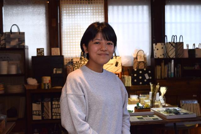 福井越前和紙長田製紙所イヤリングピアスワークショップ