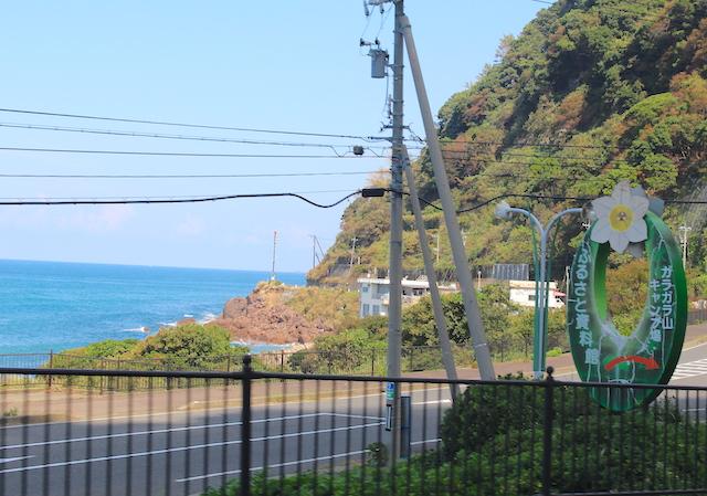福井ガラガラ山キャンプ場
