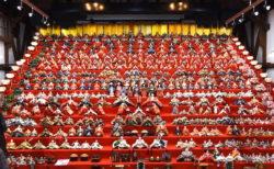 福井大野春を彩る越前おおのひな祭り