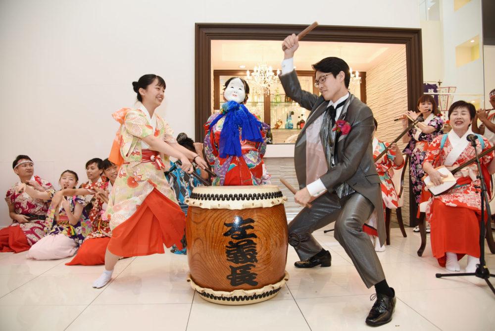勝山左義長ばやし福井結婚式