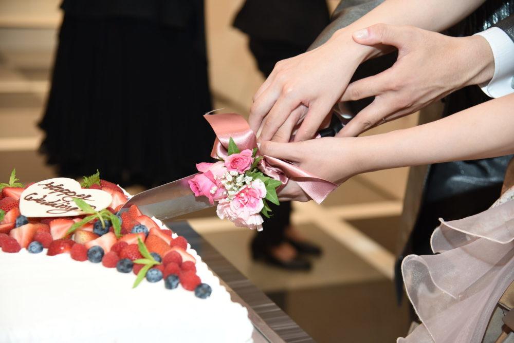 福井伝統工芸品越前打刃物龍泉刃物結婚式ケーキ入刀