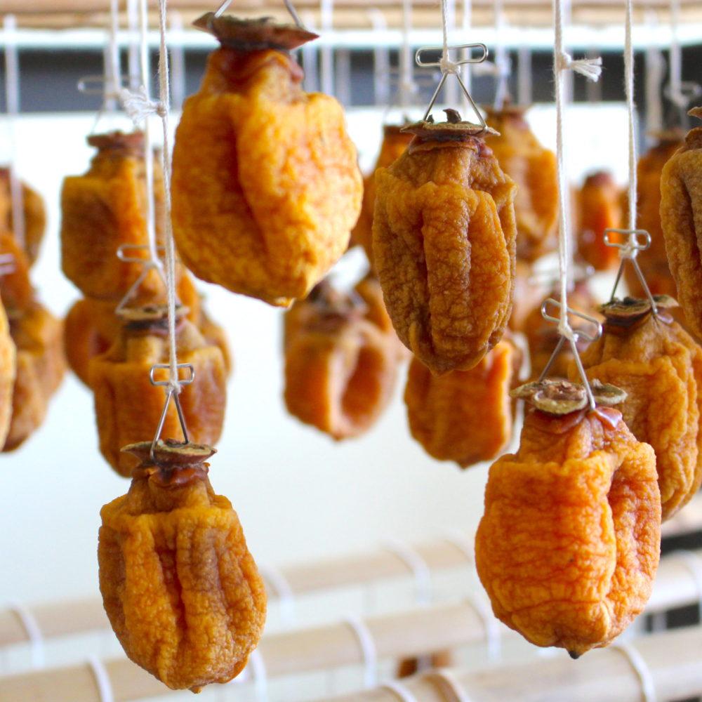 あわらの秋の味覚『越前柿』とは?手作り干し柿・あんぽ柿は秋のお土産におすすめ!