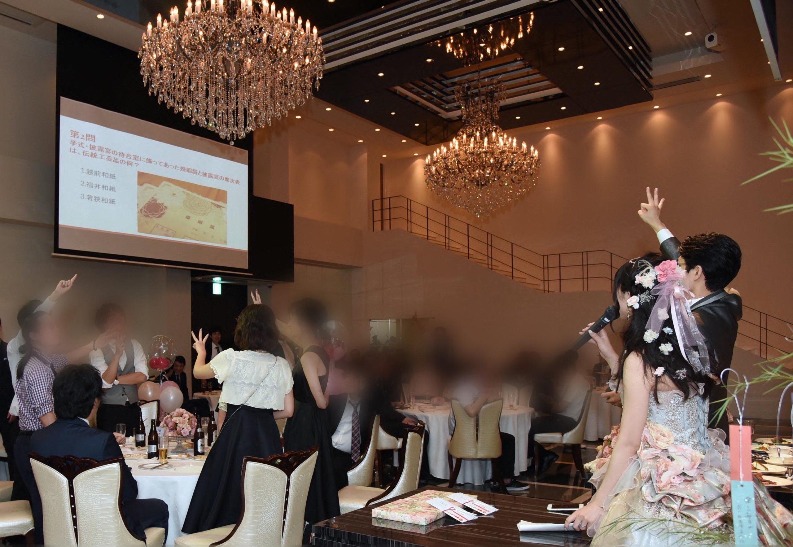 福井結婚式