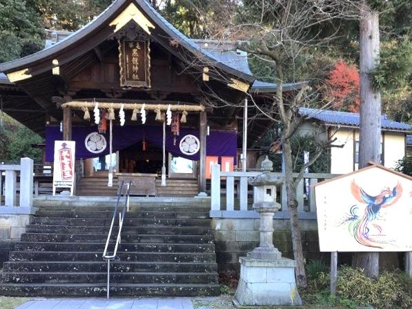 福井毛矢黒龍神社