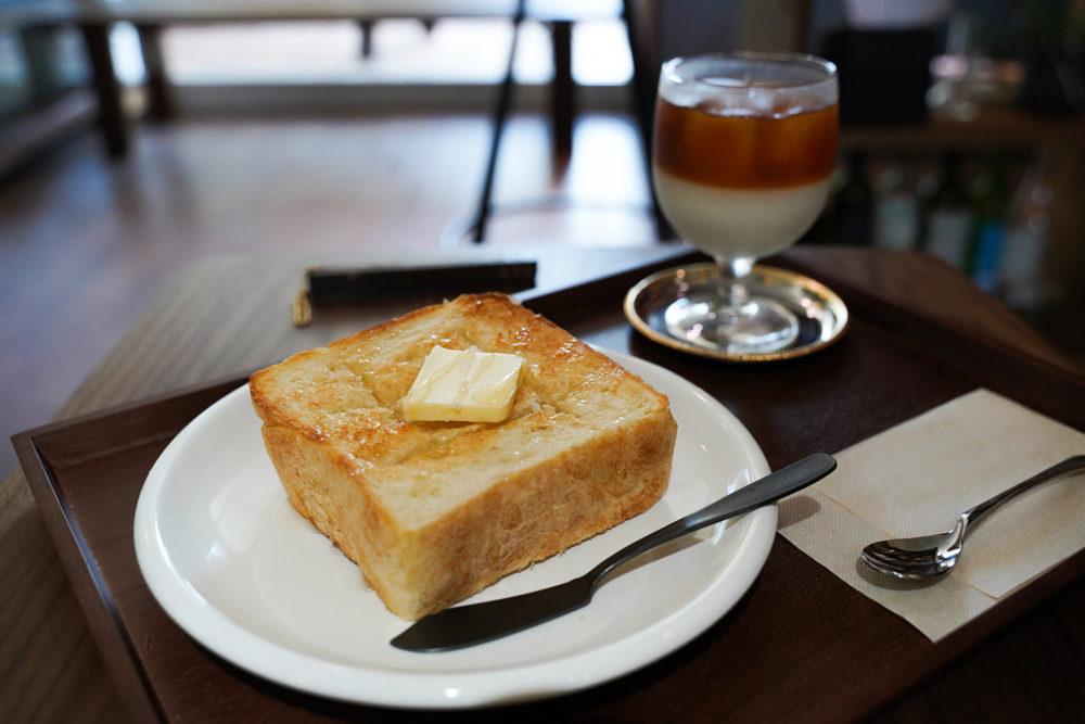 ひとりでゆったりモーニング。『ポルタの喫茶室 by PORTA WORKS 392』【坂井市】