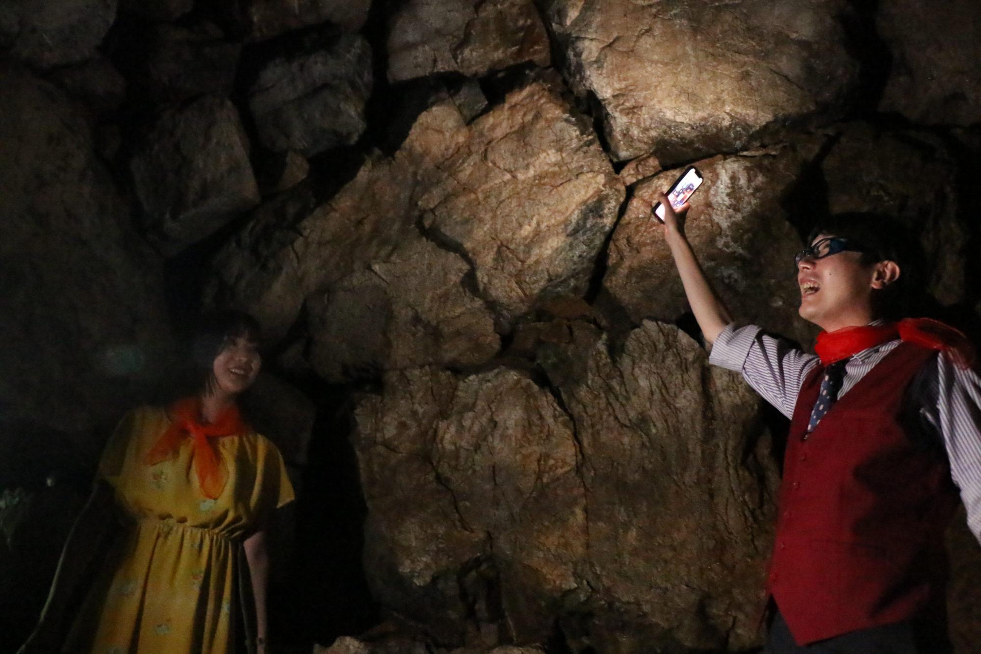 石室に入れる⁉加茂古墳群に潜入してみました!【小浜市】